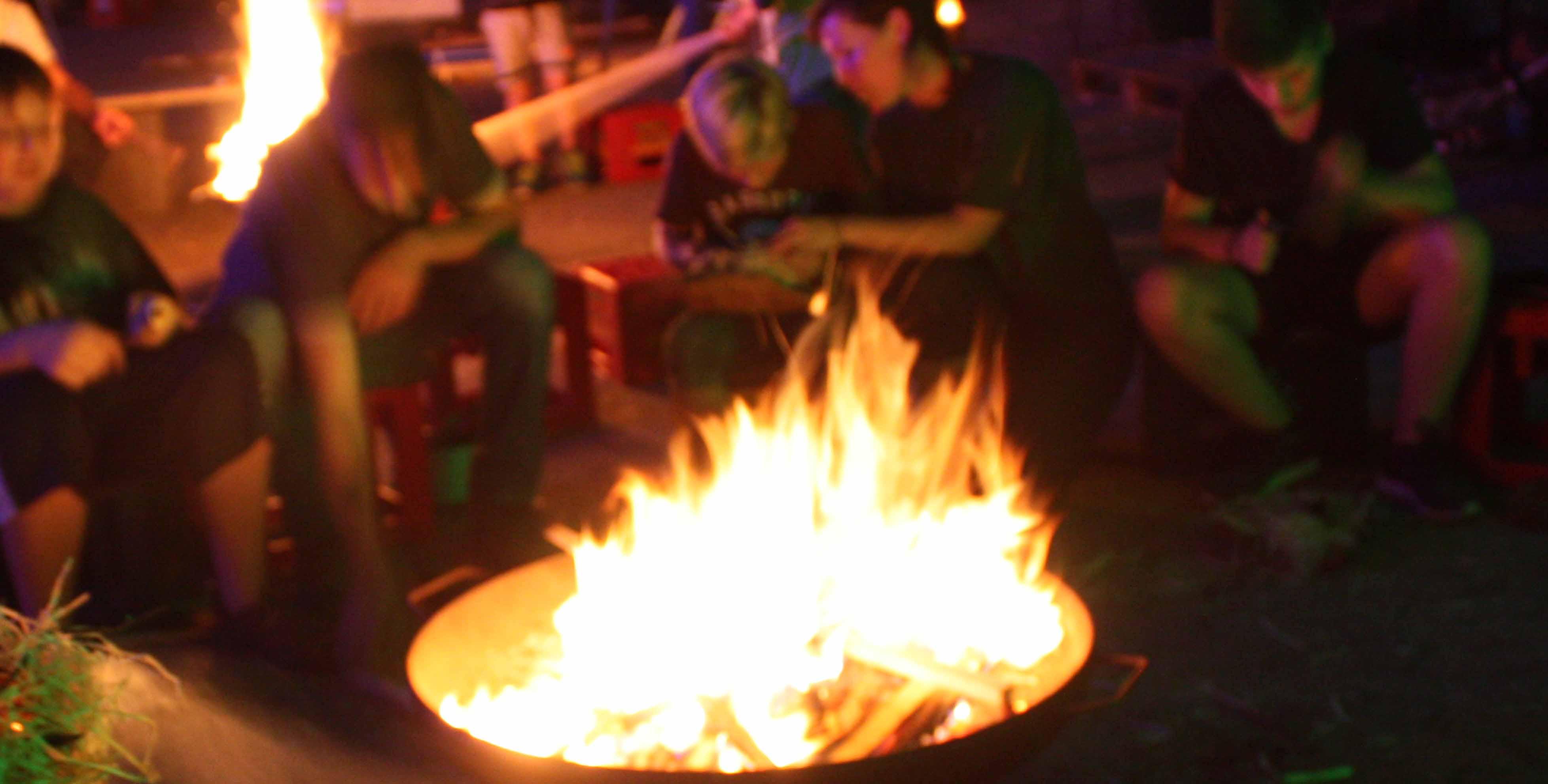Feuermachen|Geburtstag