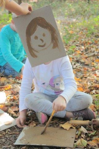 Matschpiraten|kreativmitLehm|Herbst|Kinder
