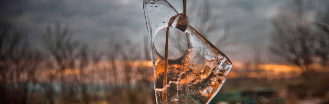 Winter|Eis|Himmel