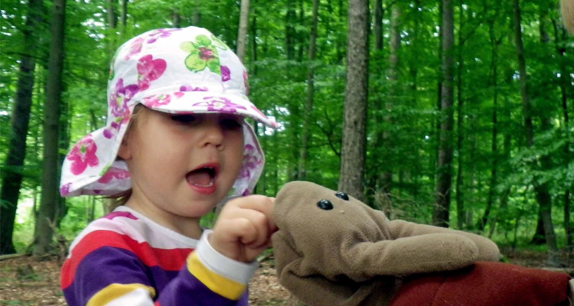 Schnecke Emma hat Hunger|U3|Kinder