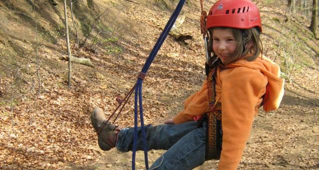 Eichhoernchenschaukel|Klettern|Kinder