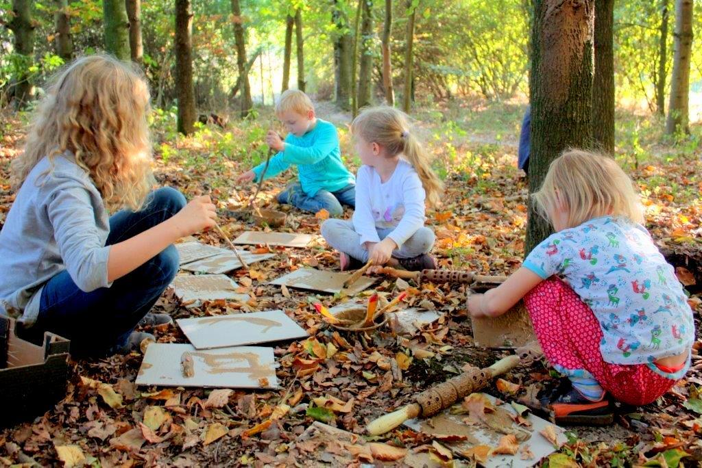 Matschpiraten|kreativimHerbst|Kinder