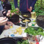 Waldscouts|Küche