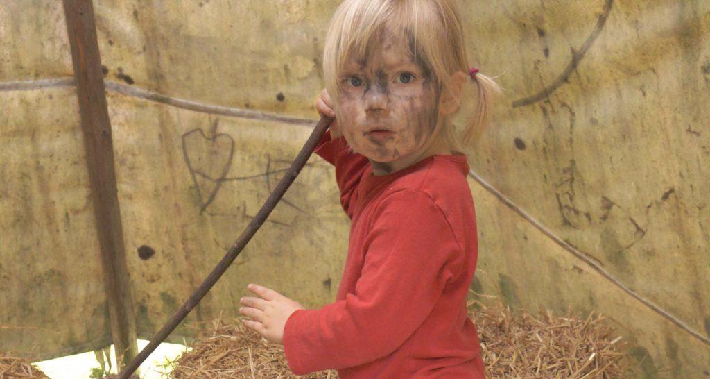Wurzelpurzeln|Kohlegesicht|Kinder