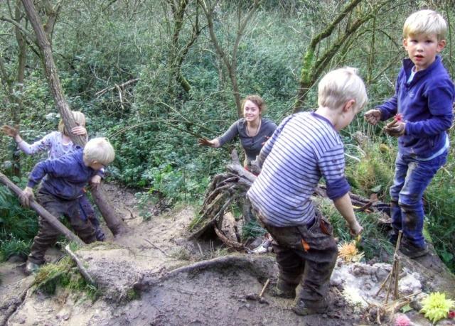 Kletternundbauen,Kinder,Seitenheader