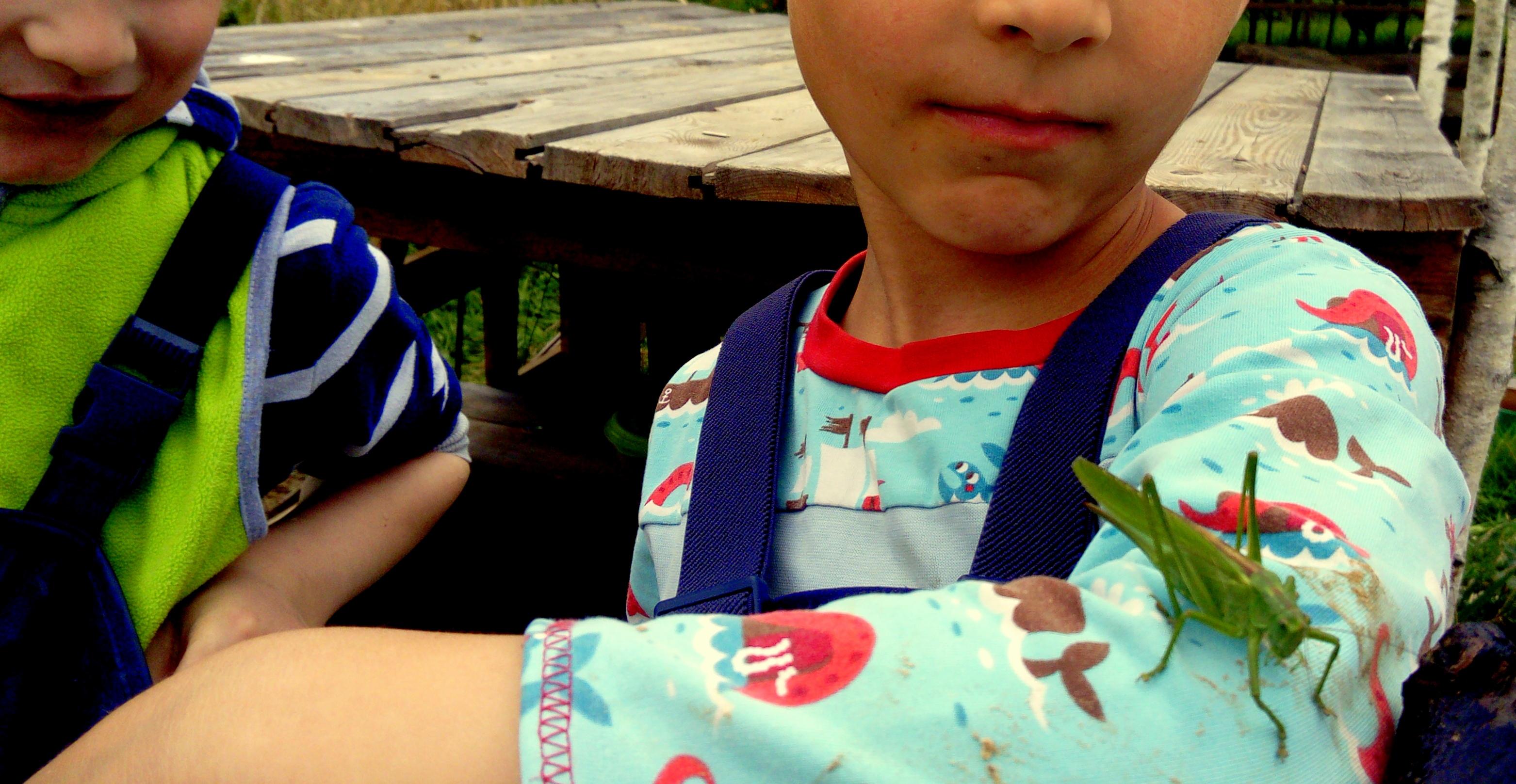 Heupferd|Kinder