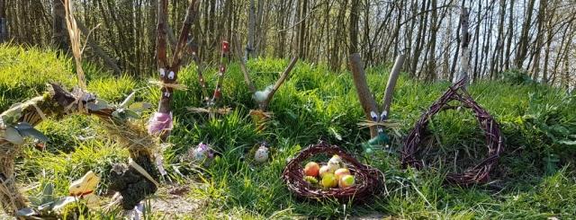 Frohe Ostern | Seitenheader
